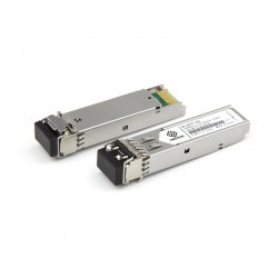 1000BASE-BX SFP 1490nm-TX/1590nm-RX 80km Transceiver