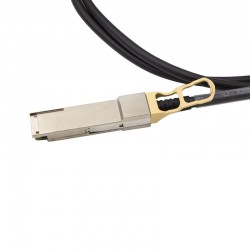 3m 40G QSFP+ Passive Direct Attach Copper Cable 30AWG