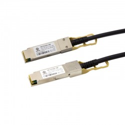 5m 40G QSFP+ Passive Direct Attach Copper Cable 26AWG