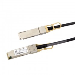 2m 40G QSFP+ Passive Direct Attach Copper Cable 30AWG