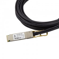 3m 40G QSFP+ to 4x10G SFP+ Passive Direct Attach Copper Breakout Cable 30AWG