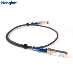 2M 25G SFP28 Passive DAC Copper Cable Assembly 30AWG
