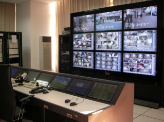 Security monitoring equipment